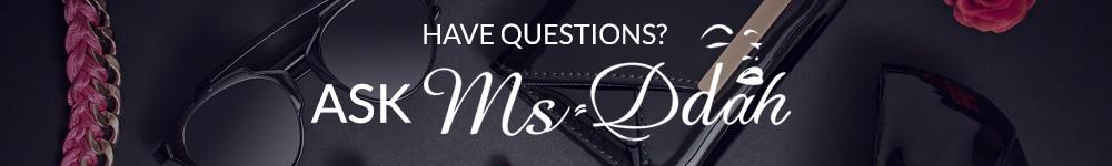 Ask Ms-Ddah