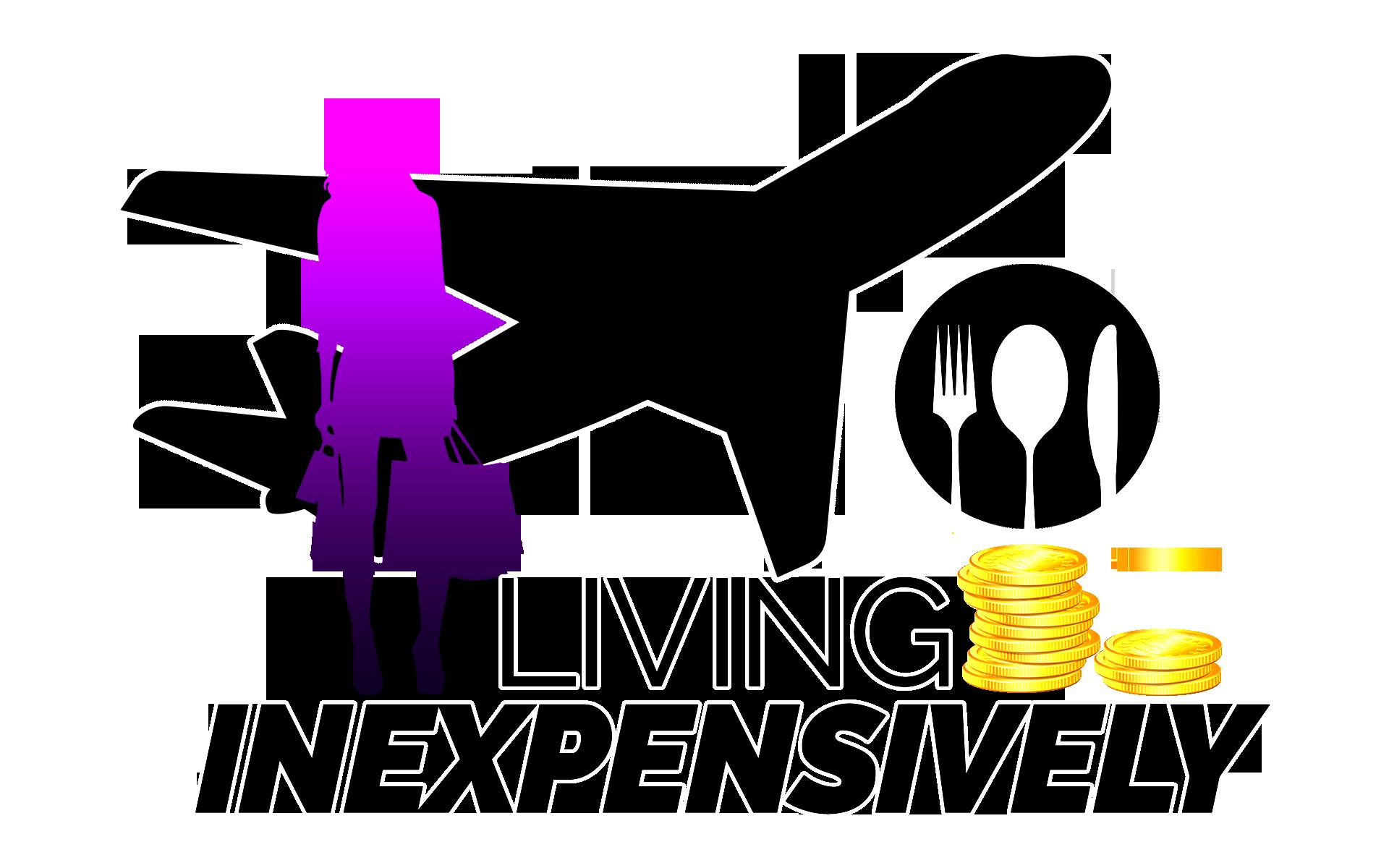 Living inexpensively logo